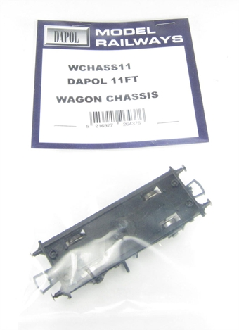 Wchass11 11 foot wagon chassis