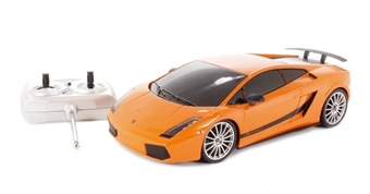 XQRC185OR Lamborghini Gallardo Superleggera in orange (remote control)