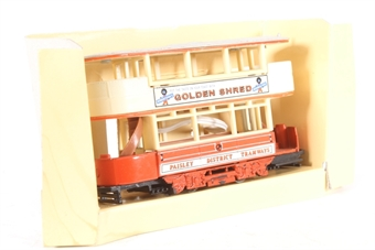 Y15Preston-LN01 Models of Yesteryear - Preston Tramcar  - Pre-owned - Like new £4