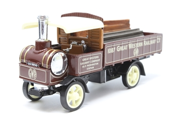 "YAS11M-PO03 Yorkshire Steam wagon, ""GWR"" - Pre-owned - Like new"
