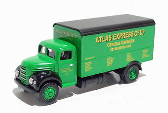 "EM7609 Ford Thames ET6 lorry ""Atlas Express Co Ltd - General Carriers"""