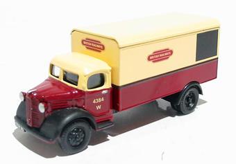 "EM7612 Austin K2 lorry ""British Railways"""