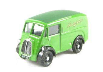 """EM76642 Morris J Van """"Southdown Buses"""""""