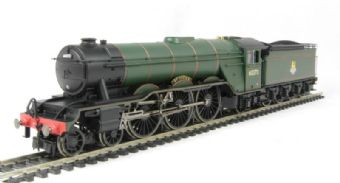 """R1100Loco Class A3 4-6-2 60073 """"St Gatien"""" & tender in BR green (unboxed)"""