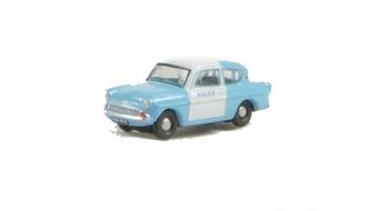 "N105003 Ford Anglia 105E ""Police Panda"" livery"