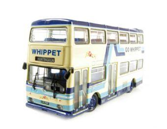 """N6204 Scania Metropolitan d/deck bus """"Whippet Coaches"""""""