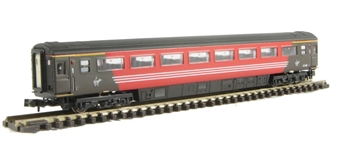 NC051a Mk3 Coach First Class (FO) in Virgin Trains livery without buffers £17