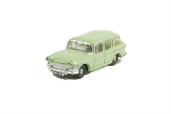 NSS001 Humber Super Snipe in green