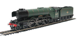 "R2342 Class A3 4-6-2 60077 ""The White Knight"" in BR Green"