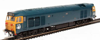 R2474 Class 50 D421 in BR blue livery