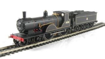 R2713 Class T9 Greyhound 4-4-0 30310 in 1958 early emblem BR lined Black