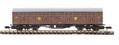 2F-023-002 Siphon H milk wagon 1430 in GWR livery
