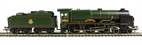 "31-409 Lord Nelson Class 4-6-0 30865 ""Sir John Hawkins"" in BR lined green with early emblem"
