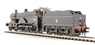 31-932DC Class 1000 Midland Compound 4-4-0 40934 in BR lined black with early emblem. DCC Fitted