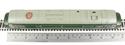 32-679 Class 45 D95 BR Plain Green with Split Headcodes