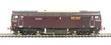 """3370 Class 33/0 diesel 33025 """"Glen Falloch"""" in West Coast Railways livery"""
