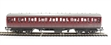 34-609 Mk1 Suburban 2nd in BR crimson - weathered