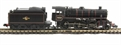 372-651 Class 4MT Standard 2-6-0 76069 BR lined black with late crest BR1B tender