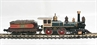 51151 American 4-4-0 steam locomotive 119 & tender in Union Pacific livery £48