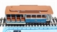 60532 American cable streetcar (electric motor) in blue £34