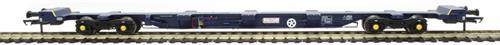 H4-FEAS-004 FEA-S intermodal wagon in GBRf blue