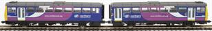 ND116A Class 142 'Pacer' 2 car DMU 142065 in Northern Rail livery