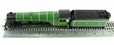 R1167 Flying Scotsman Train Set with 3 x LNER coaches (loco has 3-pole motor)