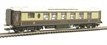R2952 Imperial Airways train pack with T9 338 in Southern green. 1 Maunsell brake, 1 Pullman car and 1 baggage car - Ltd Edition