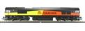 R3042 Class 66 66843 in Colas Rail Livery