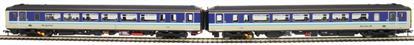 "RT156-311 Class 156 'Super Sprinter' 2-car DMU 156438 in BR Provincial 'Sprinter' livery - ""Cardiff / Portsmouth"""