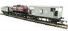 R1125 Somerset Belle train set with Class 3F 0-6-0 S&DJR 0-6-0 steam loco & 3 wagons - DCC control