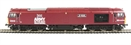 """R2883 Class 60 60040 """"The Territorial Army Centenary"""" in DB Schenker/Army livery"""