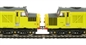 V2031 Class 97/3 double pack 97302 & 97304 'John Tiley' in Network Rail Yellow livery. Ltd edition of 800 packs.