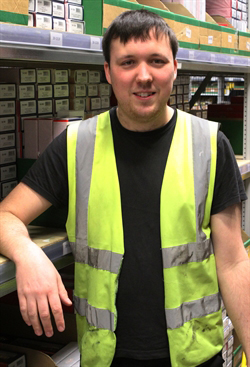 Gareth  - Logistics Operative