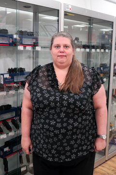 Jennifer  - Preowned Assistant