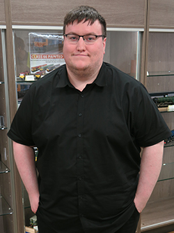 Jonathan  - Services Manager