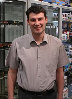 Mark  - Services Technician