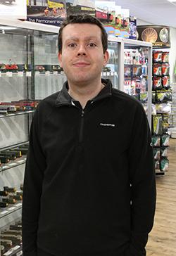 Sean  - Services Technician