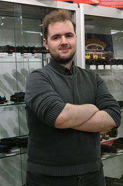Thomas  - Marketing Executive